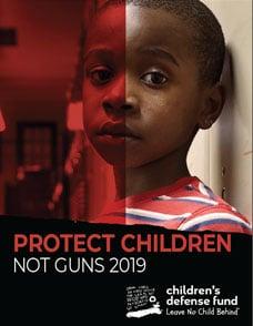 Protect Children Not Guns Cover