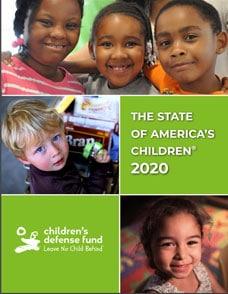 The State of America's Children 2020
