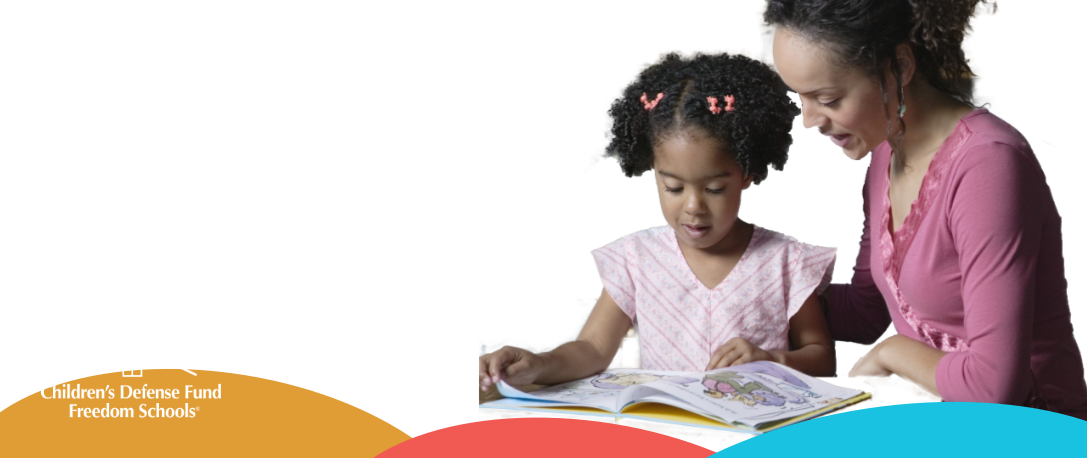 CDF Freedom Schools at Home