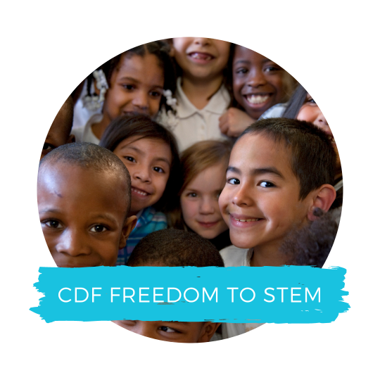 CDF Freedom to STEM: Boeing Press Release